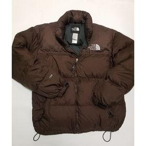 North Face 700 Nuptse Down Puffer Coat
